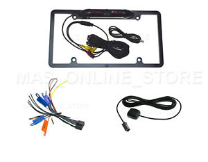 COLOR REAR VIEW CAMERA W// NIGHT VISION FOR KENWOOD DNX-570HD DNX570HD