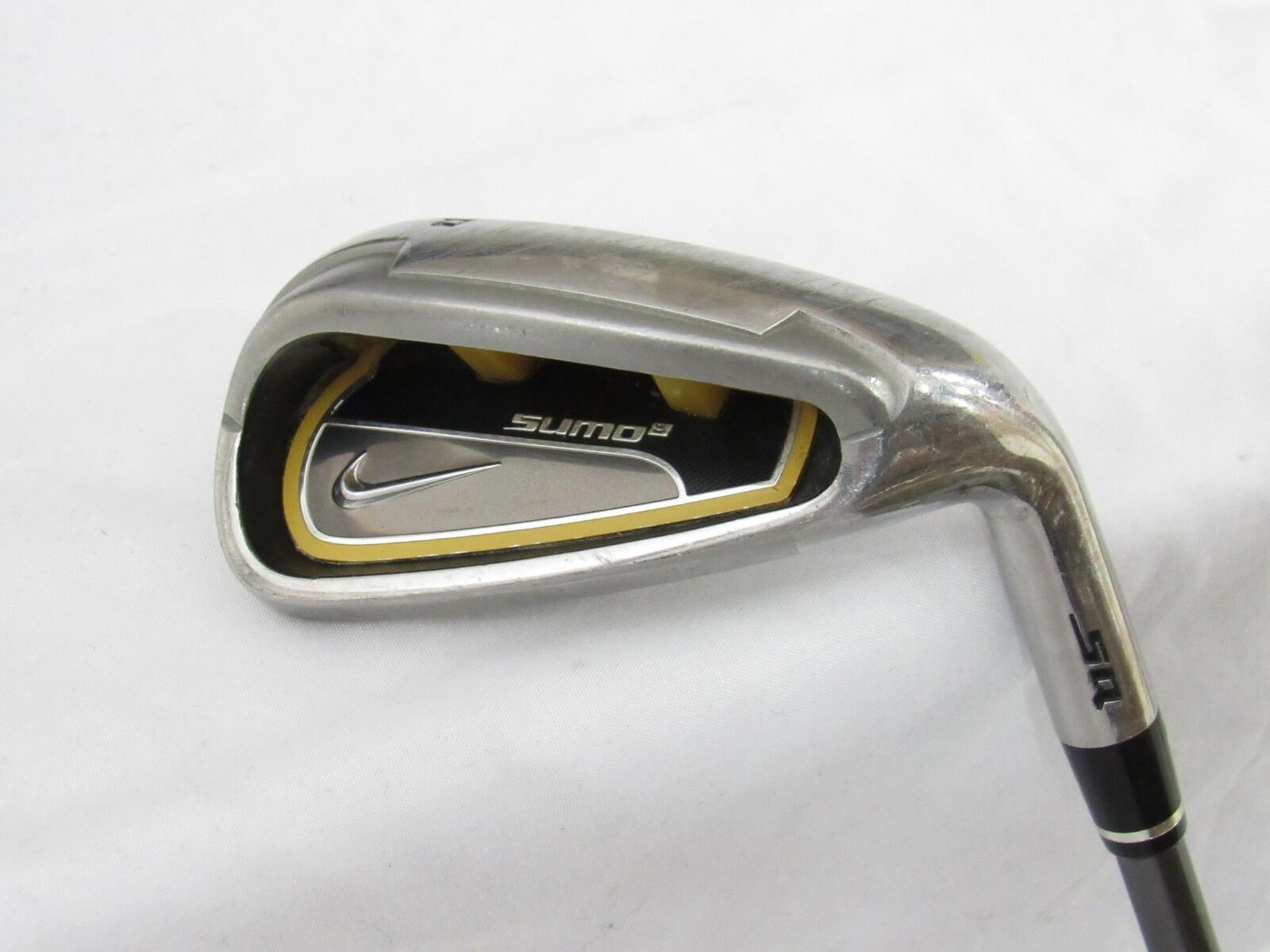 Nike Sq Sumo 2 Single PW lanzamiento Wedge-idiamana Damas Grafito Flex utilizado mano derecha