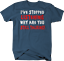 I-039-ve-Stopped-Listening-Why-are-You-Still-Talking-Funny-Humor-T-shirt thumbnail 6