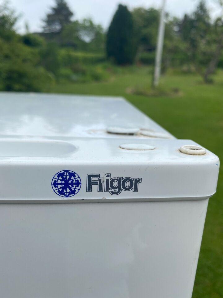 Køleskab, Frigor