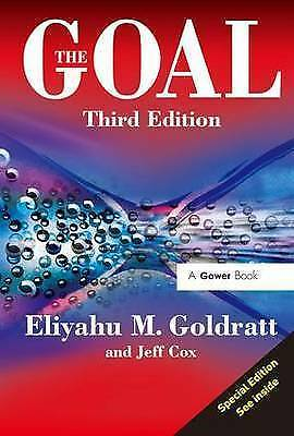 1 of 1 - The Goal: A Process of Ongoing Improvement by Eliyahu M. Goldratt, Jeff Cox (Pa…