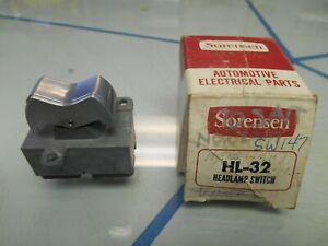 1969-1971-NOS-MOPAR-Headlight-Switch-Plymouth-Dodge-Chrysler-PN-680502-2-HL-32