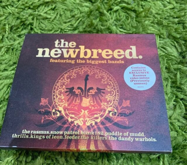 Various Artists - New Breed [RCA] (2004)
