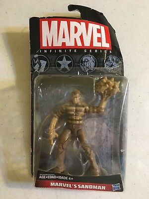 Marvel Universe Infinite Series 2015 Sandman Variant Loose Action Figure
