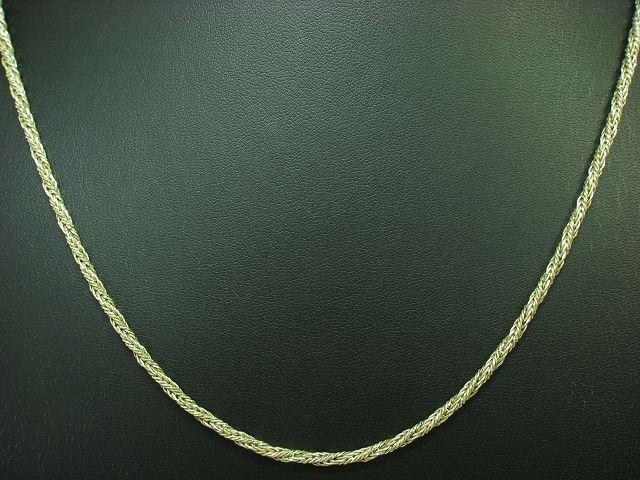 925 Sterling silver Halskette   vergoldet   Echtsilver   80,1cm   18,4g