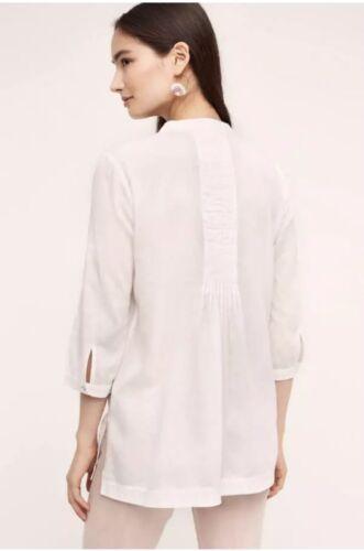 New Pferden Sansi Wei Plissee Anthropologie tunika shirt Durch Halten Von qqw7AOnr8