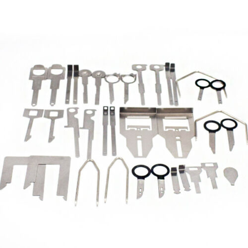 Agile 38 PCS Car Audio Stereo CD Player Removal Repair Tool Sets Stable