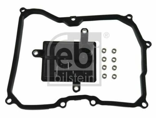 Febi 107013 Getriebeölfiltersatz für Automatikgetriebe mit Ölwannendichtung Hydr