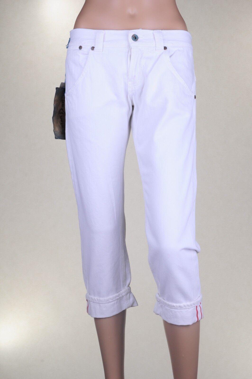 Dondup  -  Pants - female - White - 158309A184053