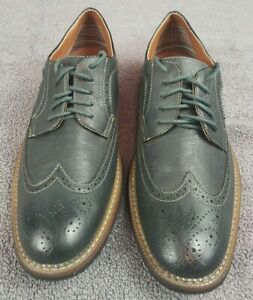 ferro aldo men's 19312 wing tip distressed casual lace up