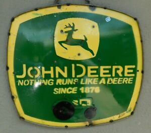 John Deere Home Decor.Details About Metal John Deere Tractor Sign Gas Oil Garage Man Cave Home Decor Recycled 2