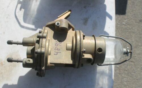 1960 1961 1962 Ford Falcon Rebuilt 4896 Fuel Pump  *BR
