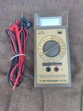 Bk Precision Dynascan Corp 875a Lcr Meter Box