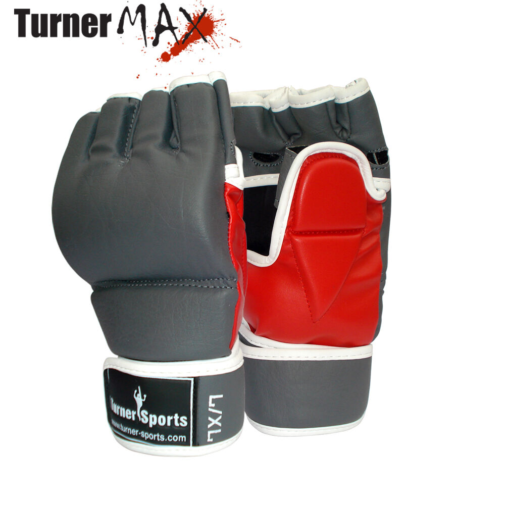 MMA GRAPPLING  GLOVES KICKBOXING KARATE SIZE SMALL