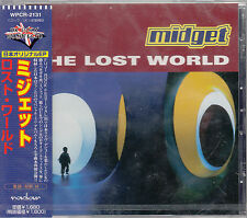 MIDGET The Lost World 1998 Japan-only 10-track promo sample CD SEALED