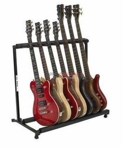 Warwick 7er Multiple Gitarrenständer - Flat Pack RockStand RS20882B