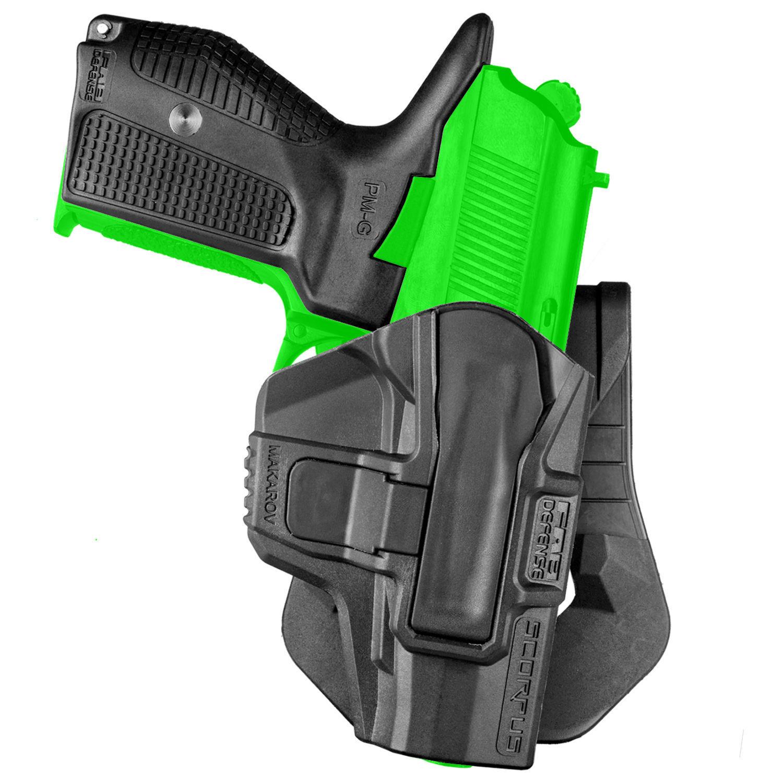 FAB Defense Scorpus Level 1 Holster w/ KIT Handle for Makarov PM \ PPM 9x18 PM-G KIT w/ 7069d3