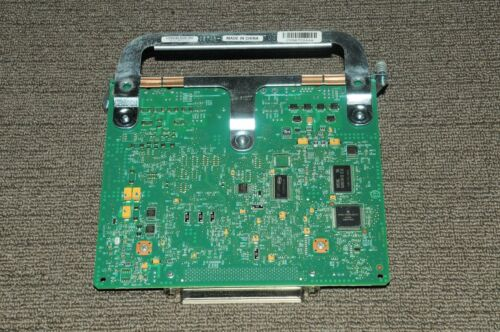 Cisco NM-1CE1T1-PRI 1-Port Channelized E1//T1//ISDN-PRI Network Module 1YrWty