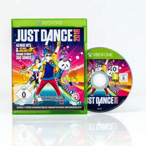 Xbox-One-Spiel-JUST-DANCE-2018-Musik-Tanzen