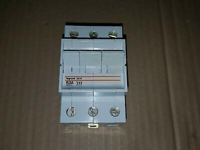 Legrand 03173 Ausschalter Hauptschalter 63A 3 Polig 400V geb.