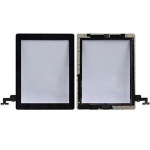 Remplacement-Ecran-D-039-Affichage-Bouton-Home-pour-Apple-Ipad-2-Tactile-Noir