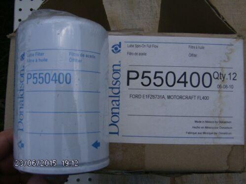 DONALDSON OIL LUBE FILTER P550400