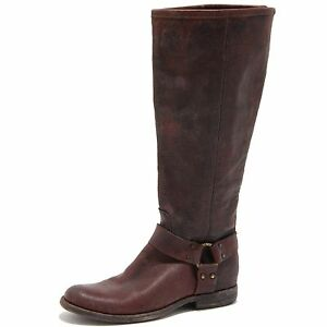 83458 stivale FRYE PHILLIP HARNESS scarpa donna boots shoes women