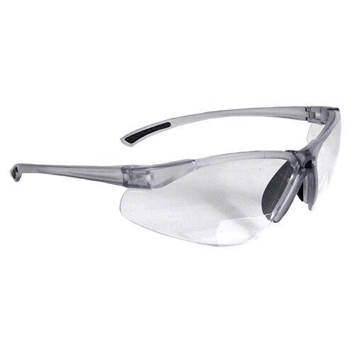 d071c95fad Spits C2 Matte Black Bifocal Safety Glasses - Clear 1.75 - ANSI Z87.1+  Complian