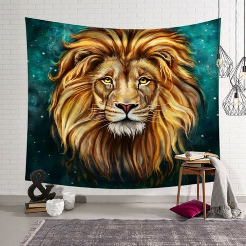Psychedlic Tapestry Wall Hanging Wall couverture art couvre-lit Home Decor TW