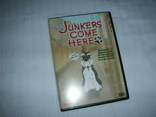 Item 6 Junkers Come Here Movie DVD ANIME R1