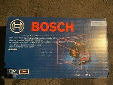 Bosch Gll3 300 360 Degree 3 Plane Level Amp Align Line Laser Brand New