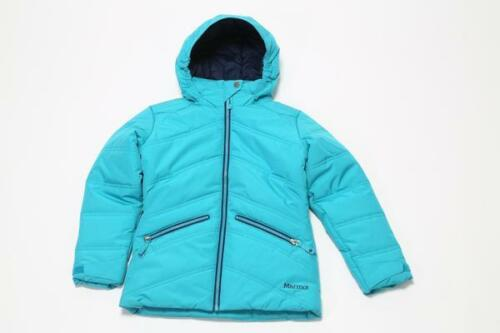 msrp: $140 GIRLS/' MARMOT Val D/'Sere Jacket 76680-040 Turquoise