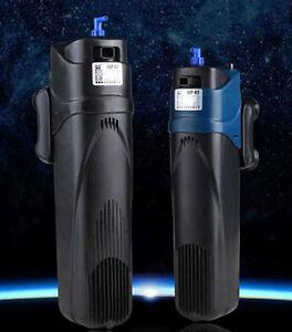 Fish & Aquariums Jup-01/02 9w/5w Uv Sterilize&clean Submersible Filter Pump Special For Aquarium