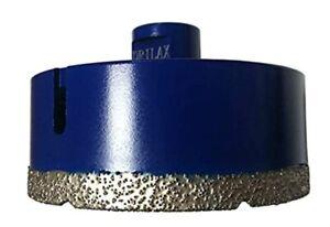 Drilax 4 Inch Diamond Core Hole Saw Drill Bit Concrete Asphalt Brick Block 1-1//4