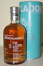 Bruichladdich The Laddie 10 2nd edition 50% nur 18000 bottles 0.7L