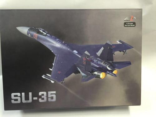 1:72 SU-35 Sukhoi 08 Air Force 1 AF1-0116B