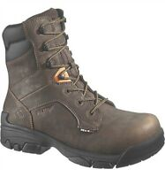 Wolverine Men's Merlin 8 Work Boot Waterproof W10117