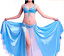 C801 D /& DD CUP  Belly Dance Costume Outfit Set Bra Belt Carnival Bollywood 2PCS