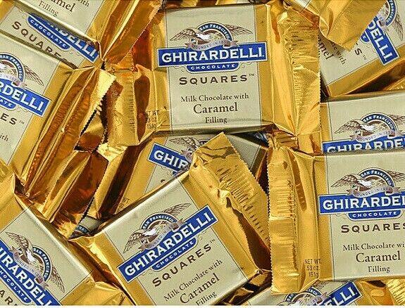 Ghirardelli Easter Milk&White Chocolate