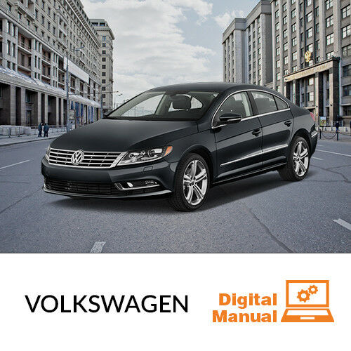 Service and Repair Manual 30 Day Online Access Volkswagen