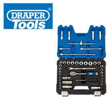 """41 Piece MM//AF Combined Socket Set Dr Draper 16450 3//8/"""" Sq"""