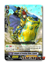 Cardfight Vanguard  x 4 Knight of Evening Glow, Capoir - G-SD02/008EN - (common