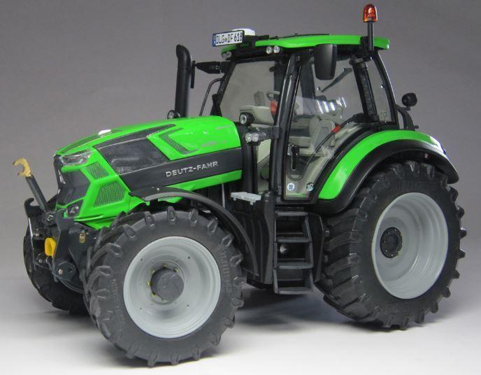 Deutz-Fahr 6185 mécaniques  Agrougeron 2016 Tractor 1 32 Model façon-Toys  grand choix et livraison rapide