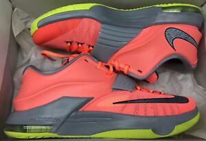 35000 grados 653996 Sz Nike Volt Vii 840 Mango 7 Kd 10 Grey YqnHgH6Bw