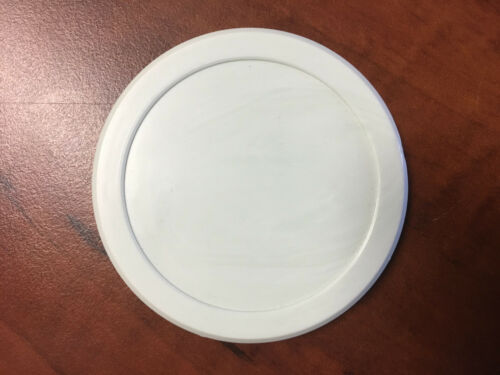 """New Official Valley Dynamo 2 1//2/"""" White Air Hockey Puck"""