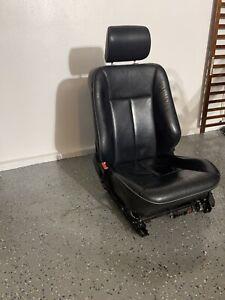 Mercedes 96-02 W210, E320, E420, E430, E55 Front Driver Seat.Little Cut.See Pic.