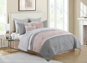 Vcny-Home-Blush-8-Piece-Queen-Comforter-Set
