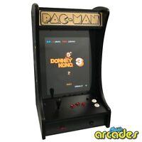 Table Top - Bar Top Custom Multi Game Arcade Machine | eBay