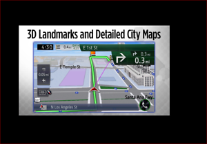 PIONEER 2018 MAPS FOR PIONEER AVIC-Z150BH PLUS SOFTWARE UPDATE PREMIUM FEATURES