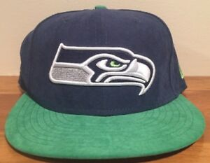 252d1f776 Seattle Seahawks Official NFL Summer Suede New Era Snapback 9FIFTY ...